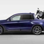 BMW X7 se convierte en una atractiva pickup