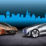 BMW y Mercedes-Benz trabajarán juntos para desarrollar coches autónomos