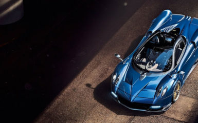 Pagani festeja 20 años en Goodwood con sus magníficos autos