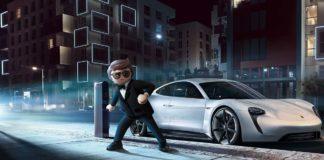Porsche Mission E Playmobil