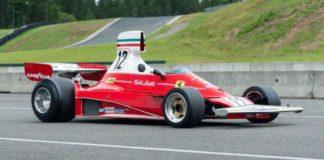 Ferrari 312T de Nikki Lauda