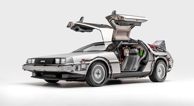 coches más famosos del cine