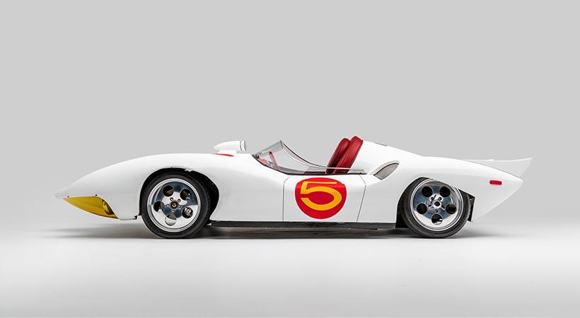 Speed Racer car