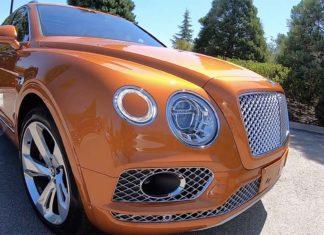 Bentley Bentayga Hybrid 2020