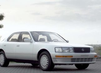 Test Drive Lexus Ls 400 1989, el buque insignia original