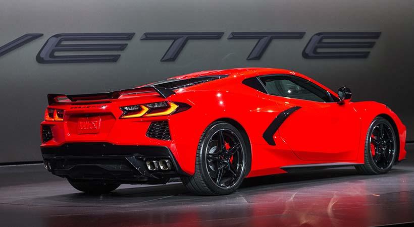 Corvette Sringray 2020