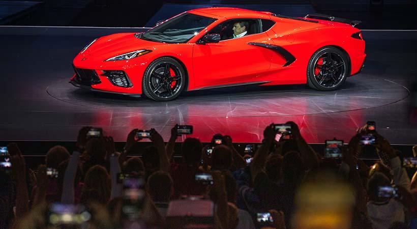 Corvette Sringray 202