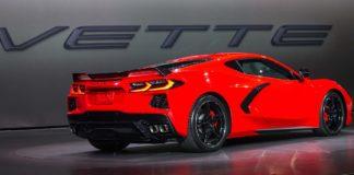 Video debut Corvette Sringray 2020