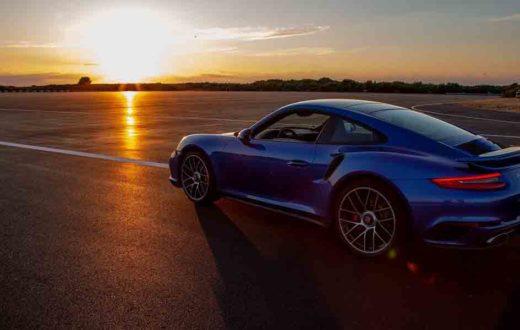 Porsche reabre las puertas del Circuito Nardò