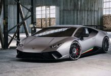 Lamborghini Huracán Performante by Wheelsandmore