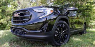 GMC Terrain AWD 2019