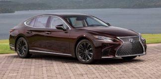 Lexus LS 500 Inspiration Series 2020