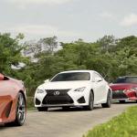 30 Aniversario Lexus Milestones