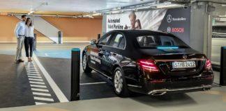 estacionar tu auto sin conductor
