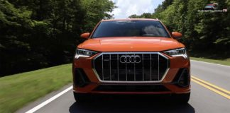 Test Drive Audi Q3 2019