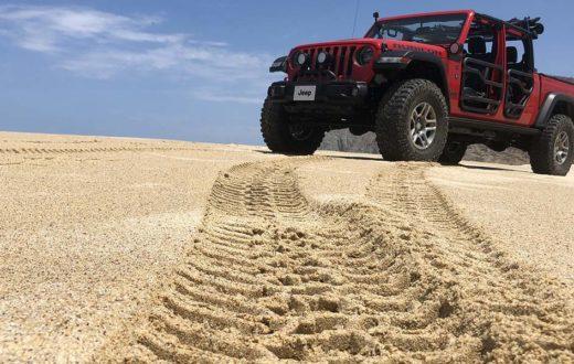 Jeep Trail Rated, pasaporte para el verdadero manejo todoterreno