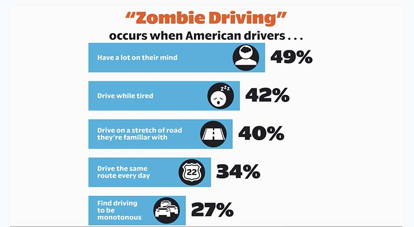Zombie Driving