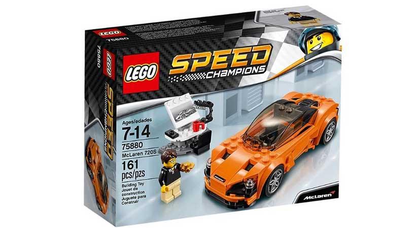 mejores coches Lego para armar