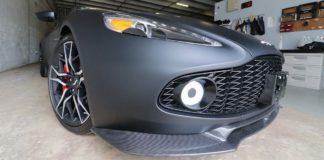Aston Martin Vanquish Zagato Shooting Brake 2019