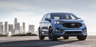 video Ford Edge ST 2019