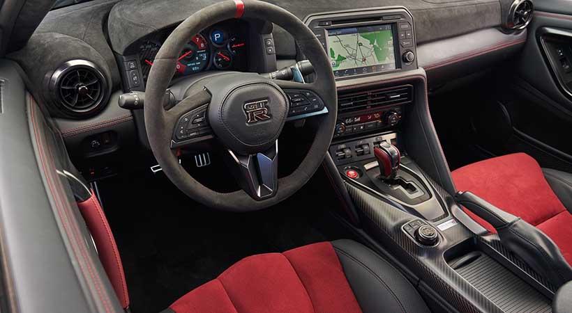 próximo Nissan GT-R