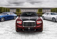 Rolls-Royce Zenith Collection