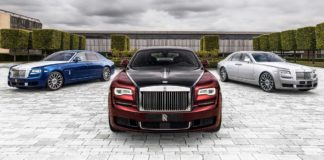 Rolls-Royce Zenith Collection