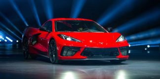 Precio Chevrolet Corvette 2020