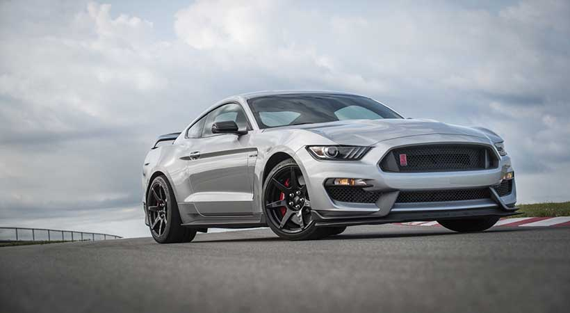 Ford Shelby GT350R 2020