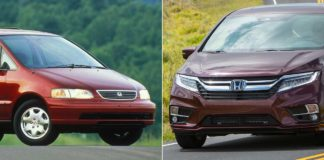 25 aniversario Honda Odyssey