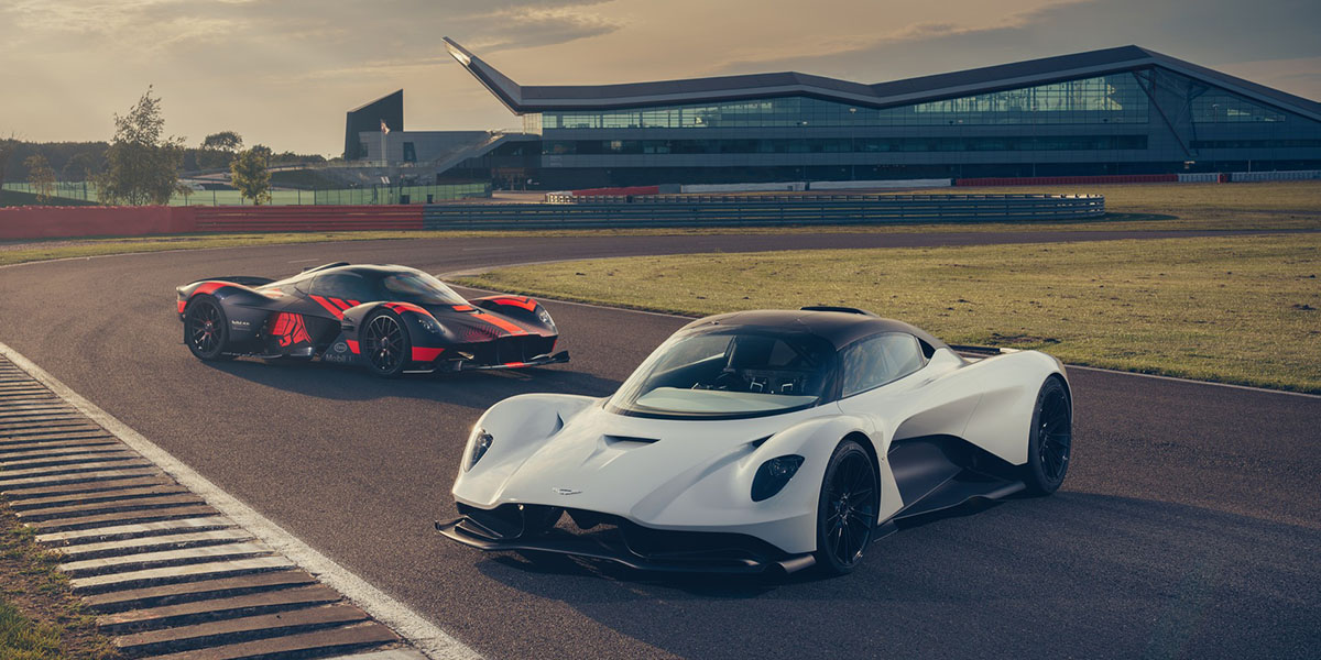 Aston Martin Valhalla debuta