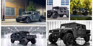 mejores Hummer creados por Mil-Spec