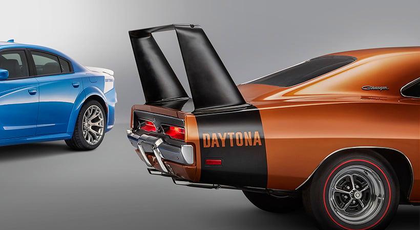 Dodge Daytona 50 Aniversario