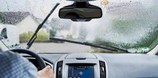 Tips de manejo en lluvia intensa