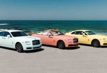 Rolls-Royce Pastel Collection 2019