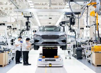 Polestar inaugura su fábrica en China