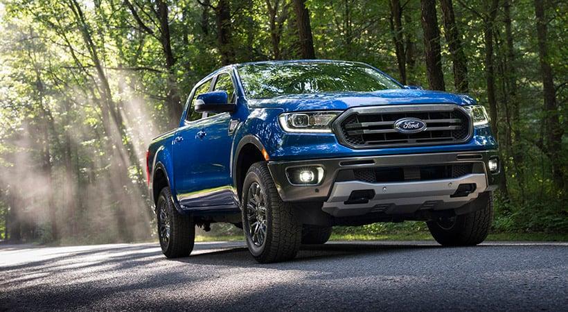 Ford Ranger Sporty FX2 2020