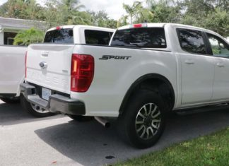Ford F-150 vs Ford Ranger