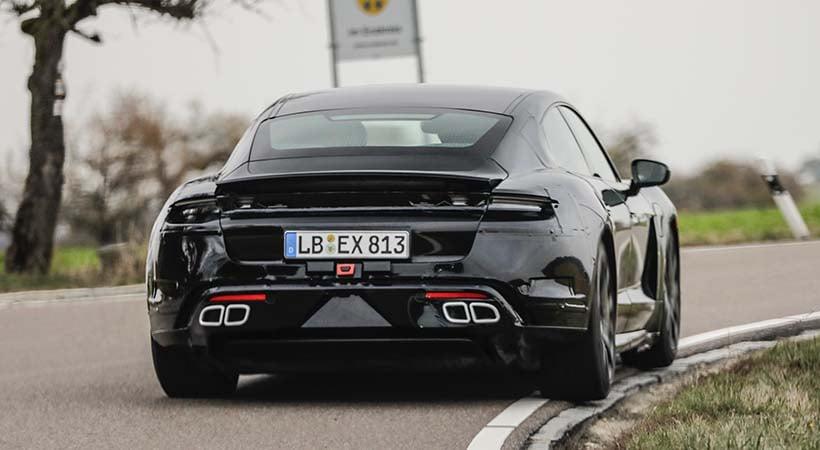 Porsche Tycan 2020