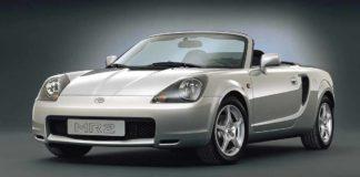 Toyota busca una alianza con Porsche para revivir al MR2