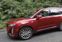 Test Drive Cadillac XT6 2020