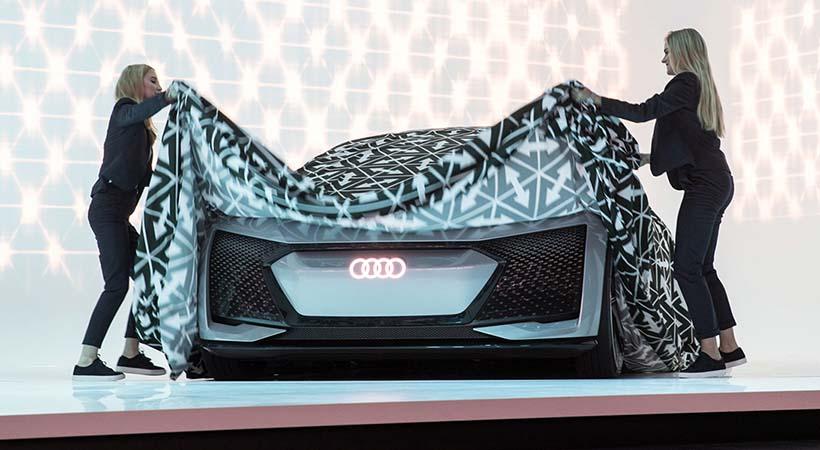 debuts Auto Show Frankfurt 2019