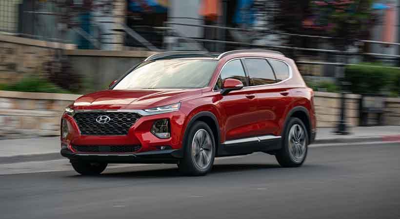 Hyundai Santa Fae