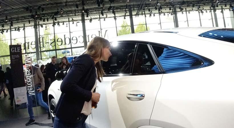 Mercedes-Benz en el Auto Show Frankfurt 2019, el futuro en la mira
