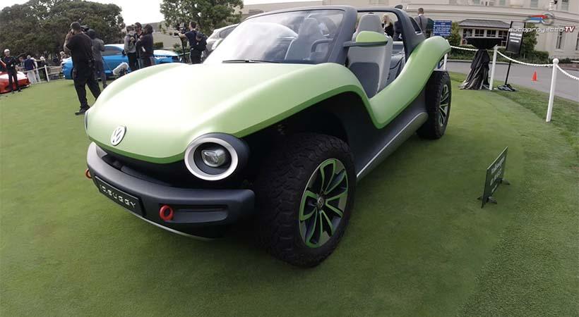 Pebble Beach Concept Cars