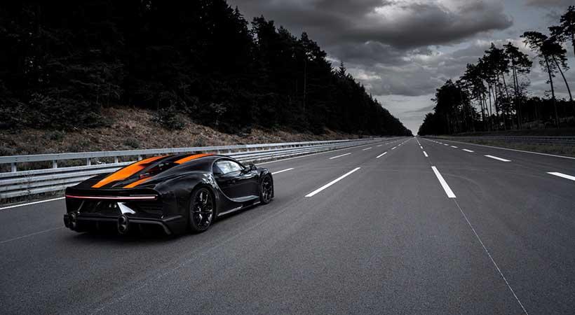 récord Bugatti Chiron