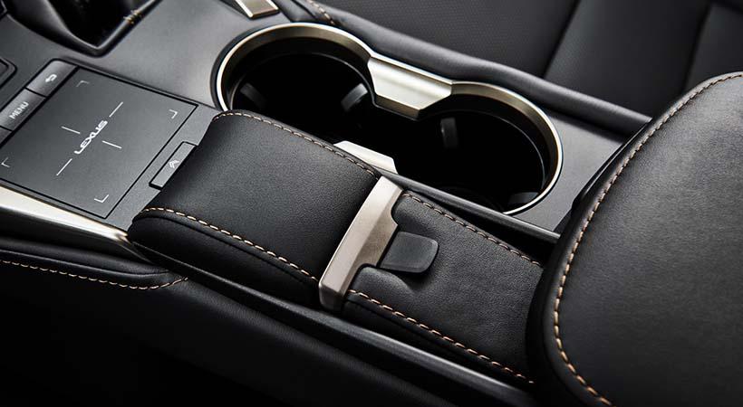 Lexus NX 300 Black Line Special Edition