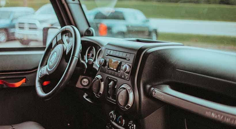 Bestop modificó el Jeep Wrangler de Michael Ray