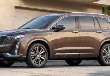 Test Drive Cadillac XT6 Premium Luxury 2020