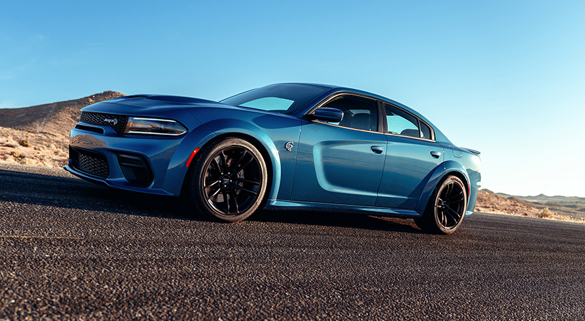 2020 Dodge Charger SRT Hellcat Widebody is the most powerful